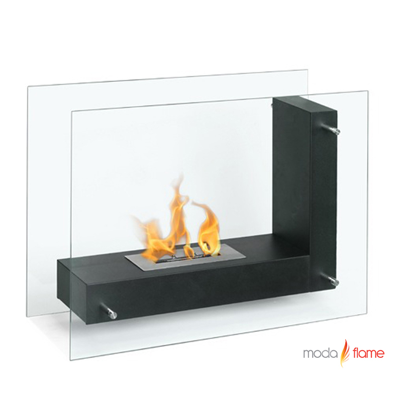 outdoor ethanol fireplace