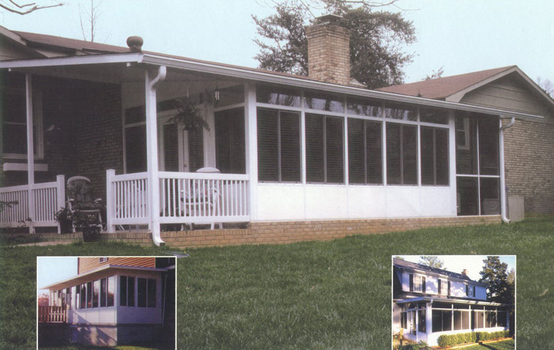 porch enclosures for mobile homes
