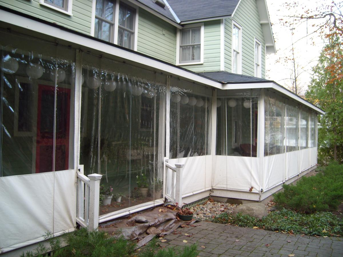 porch enclosures vinyl