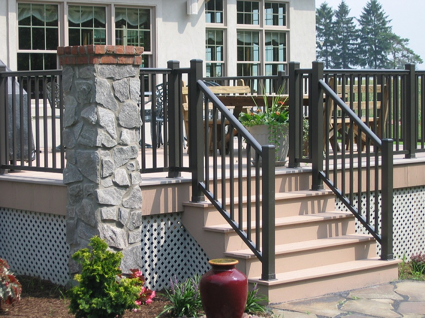 Porch gate home depot | Deck design and Ideas