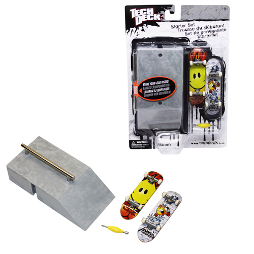 tech deck accessories