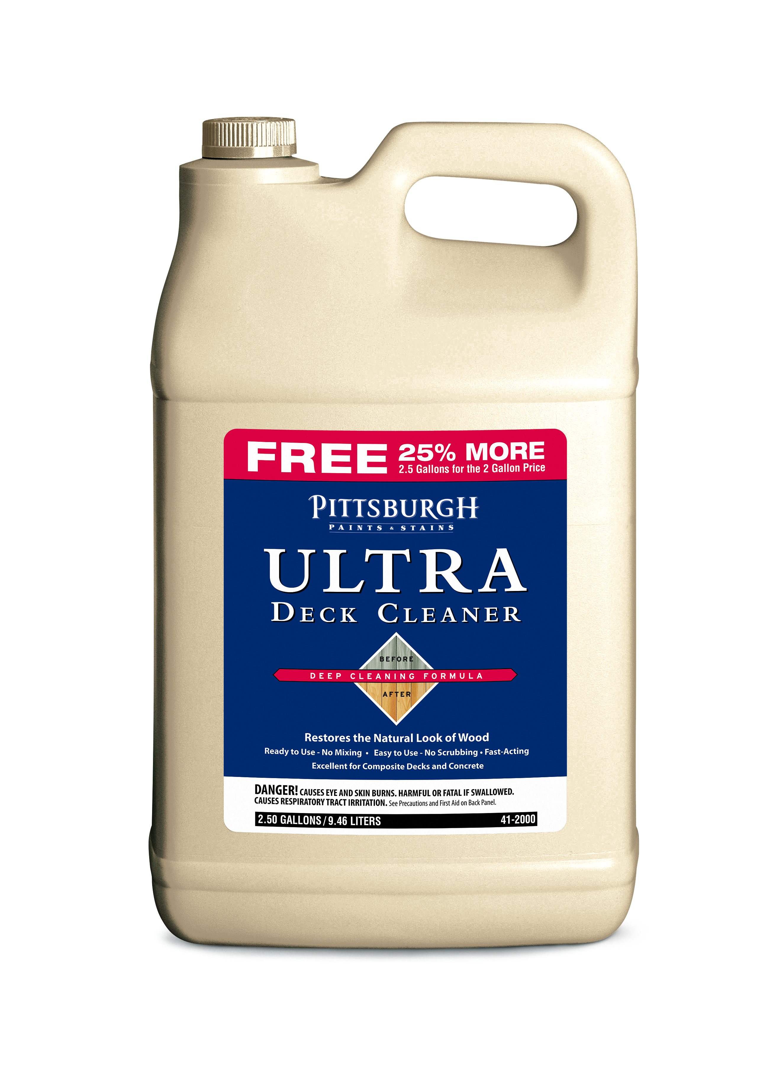 ultra deck cleaner