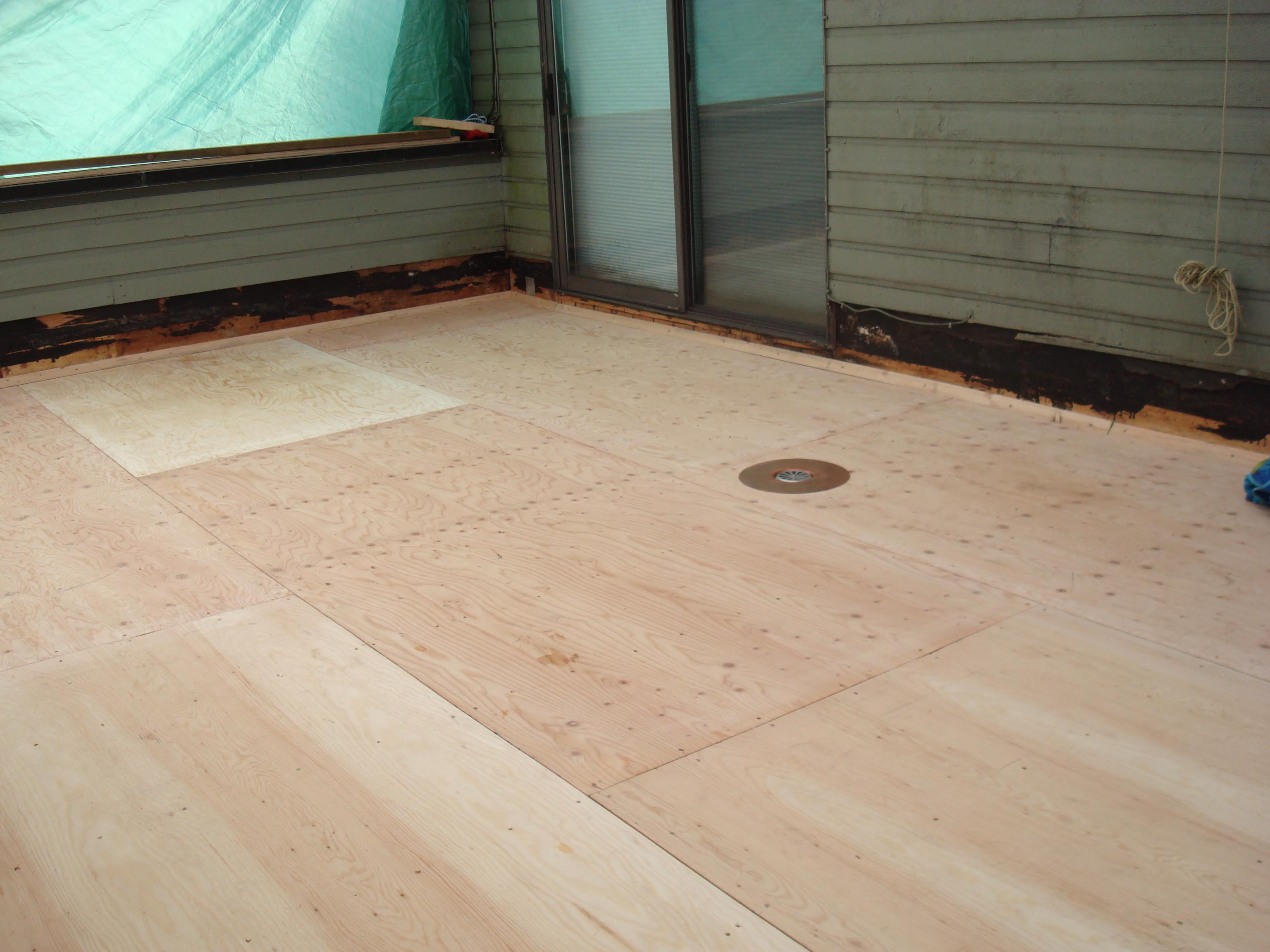 waterproof deck coating for plywood