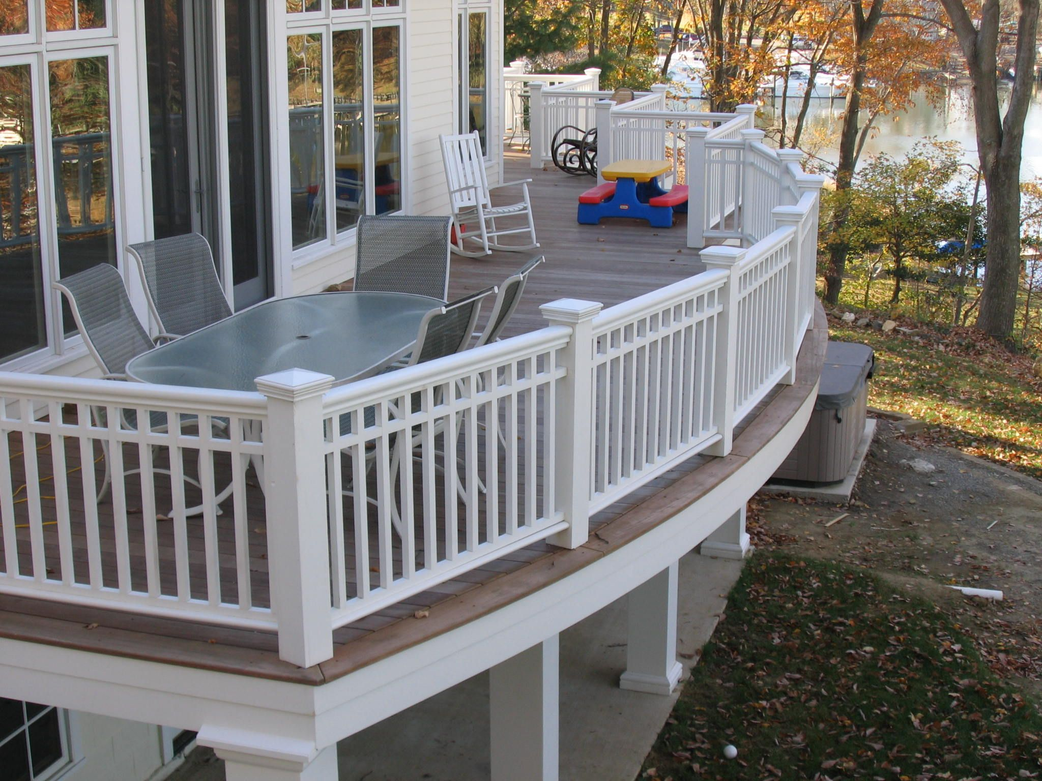wood deck waterproofing products